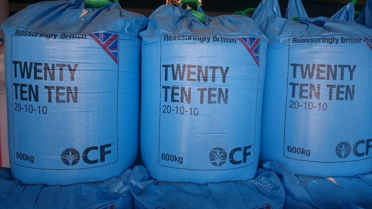 Quality Fertilisers from CF, contact us for details.